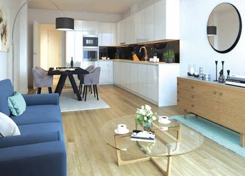 Thumbnail 4 bed flat for sale in Flat 1, 4 Singer Mews, Clapham Road, Clapham