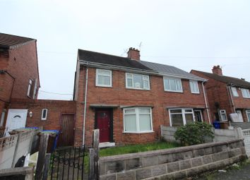 Thumbnail 3 bedroom semi-detached house for sale in St. Marys Road, Longton, Stoke-On-Trent