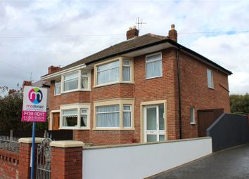 Thumbnail Property to rent in Park Road, Blackpool, Lancashire