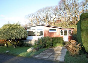 Thumbnail 2 bedroom lodge for sale in Erw Porthor, Tywyn