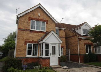 Thumbnail 3 bed detached house for sale in Rayburn Court, Blyth