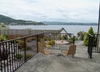 Thumbnail 4 bed semi-detached house for sale in Marine Parade, Hunters Quay, Dunoon