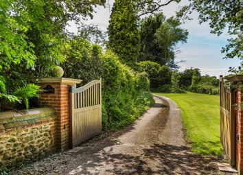 Thumbnail 7 bed property for sale in Old Barn Lane, Churt, Farnham