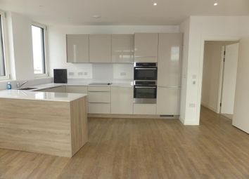 Thumbnail 3 bedroom flat to rent in Enderby Wharf, 24 Cable Walk, Greenwich, London