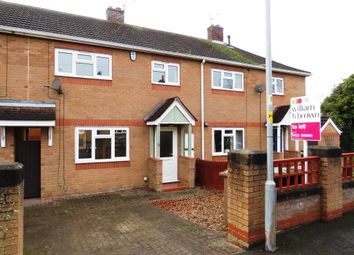 Thumbnail 3 bed property to rent in Hannah Close, Branston, Lincoln