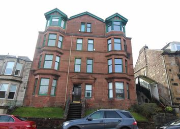 Thumbnail 2 bedroom flat for sale in Newton Street, Greenock