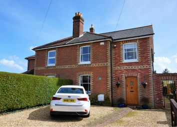 Thumbnail 4 bed semi-detached house for sale in Brook Avenue, Warsash