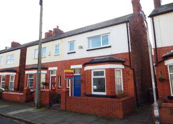 Thumbnail 3 bed semi-detached house to rent in Groveland Avenue, Hoylake, Wirral