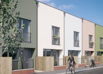 Thumbnail 4 bed property for sale in Sevier Street, Bristol