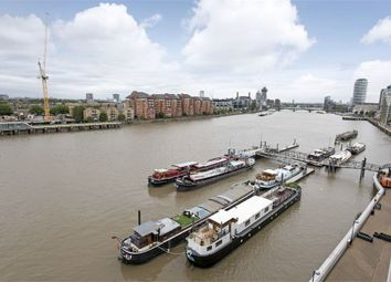 Thumbnail 2 bed flat to rent in Sherwood Court, Riverside Plaza, Chatfield Road, Battersea, London