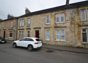 Thumbnail 2 bed flat for sale in Springvale Street, Saltcoats, North Ayrshire