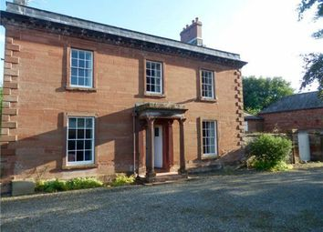 Thumbnail 5 bedroom detached house for sale in Cairn House, Warwick Bridge, Carlisle, Cumbria