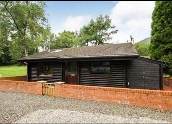 Thumbnail Property for sale in 4 Balvaig Cabin, Callander