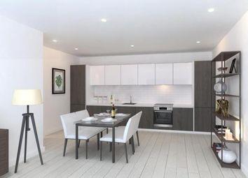 Thumbnail 2 bedroom flat for sale in Dennett Road, Croydon