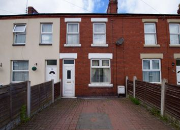 Thumbnail 2 bed terraced house for sale in Hawarden Road, Hope, Wrexham