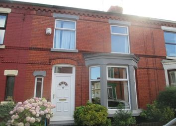 Thumbnail 3 bedroom property to rent in Elsmere Avenue, Aigburth, Liverpool