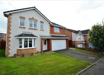 Thumbnail 5 bed detached house for sale in Cartier Court, Kirkmuirhill, Lanark