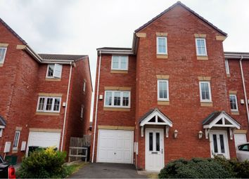 4 bed end terrace house for sale in Spring Place Court, Mirfield WF14