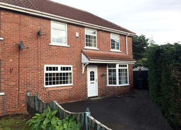 Thumbnail 3 bed semi-detached house for sale in Princes Square, Kirk Sandall