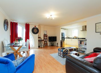 Thumbnail 2 bed flat to rent in Scotts Sufferance Wharf, Mill Street, London