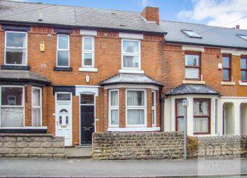 Thumbnail 5 bed terraced house to rent in Kimbolton Avenue, Lenton, Nottingham