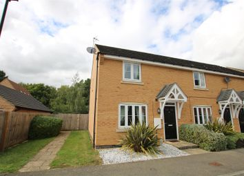 Thumbnail 2 bed end terrace house for sale in Murrayfield Avenue, Greylees, Sleaford