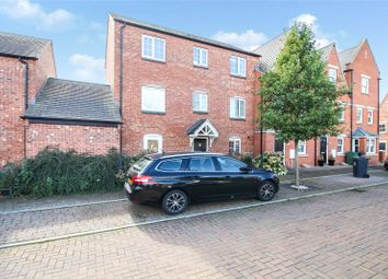 Thumbnail 4 bed town house for sale in Nine Riggs Square, Birstall, Leicester