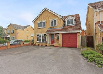Thumbnail 5 bedroom detached house for sale in Singleton Way, Totton, Southampton