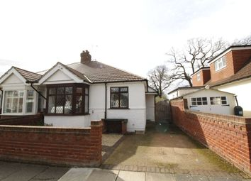 Thumbnail 3 bedroom semi-detached house for sale in Coniston Road, Whitton, Twickenham