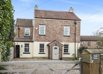 Thumbnail 4 bed detached house for sale in High House, Main Street, West Haddlesey, Selby
