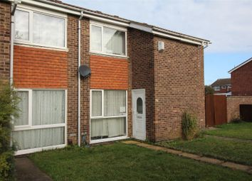 Thumbnail 2 bed terraced house for sale in Walgrave, Orton Malborne, Peterborough, Cambridgeshire