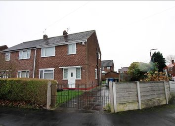 Thumbnail 3 bed semi-detached house for sale in Tanhouse Road, Urmston, Manchester