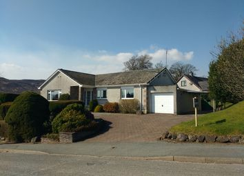 Thumbnail 4 bed detached bungalow for sale in Blaven Road, Portree
