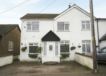 Thumbnail 3 bed semi-detached house for sale in Cooling Road, Cliffe, Rochester, Kent