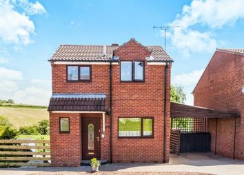 Thumbnail 3 bedroom detached house for sale in Houldsworth Drive, Hady, Chesterfield, Derbyshire
