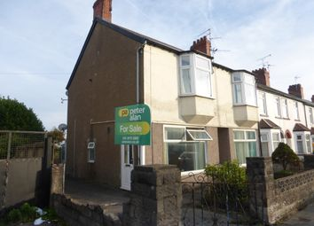 Thumbnail 2 bed flat for sale in Newport Road, Rumney, Cardiff