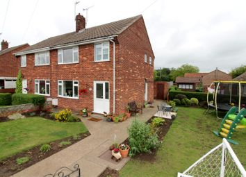 Thumbnail 3 bed semi-detached house for sale in Highside, North Frodingham, Driffield