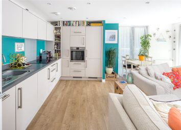 Thumbnail 2 bed flat for sale in Lapwing Heights, Waterside Way, London