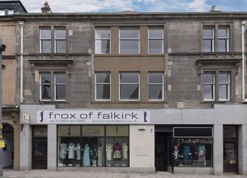 Thumbnail 2 bed flat for sale in Newmarket Street, Falkirk