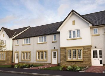 "Thumbnail 3 bed terraced house for sale in ""The Allan"" at Milngavie Road, Bearsden, Glasgow"