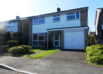 Thumbnail 4 bed detached house to rent in St Giles Close, Wendlebury, Bicester