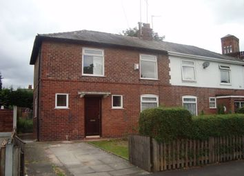 Thumbnail 3 bed semi-detached house to rent in Davenport Avenue, Radcliffe, Manchester