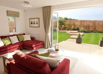 "Thumbnail 3 bed semi-detached house for sale in ""The Hamilton"" at Cobblers Lane, Pontefract"