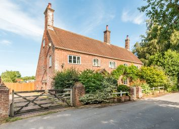 Thumbnail 4 bed detached house for sale in Blashford, Ringwood, Hampshire