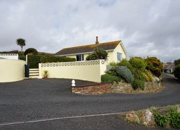 Thumbnail 4 bedroom detached bungalow for sale in Gwel-An-Mor, Mawgan Porth