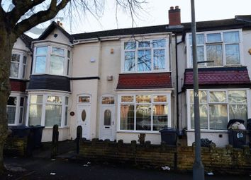 Thumbnail 3 bed terraced house for sale in Frances Road, Erdington, Birmingham