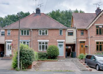 Thumbnail 3 bed terraced house for sale in Enfield Road, Hunt End, Redditch