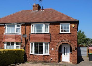Thumbnail 3 bed semi-detached house for sale in Cherry Avenue, Kirkby-In-Ashfield, Nottingham