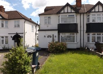 Thumbnail 4 bed semi-detached house for sale in Windsor Avenue, Edgware