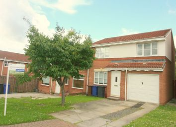 Thumbnail 4 bed semi-detached house for sale in River Gore Road, Gorebridge